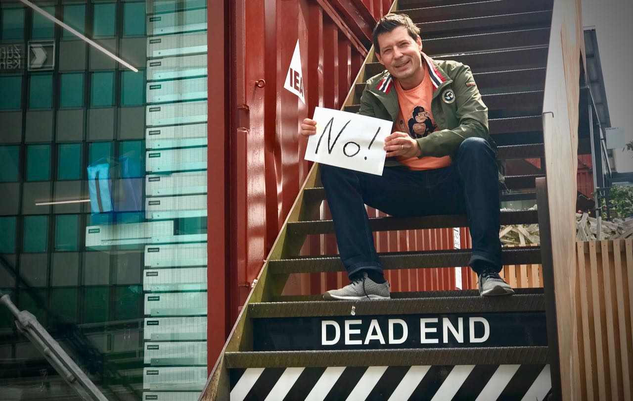 Agile: Dead End? Taking the next step by applying DevOps Practices effectively