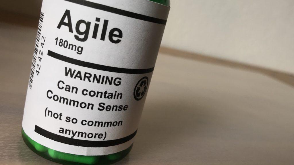 Agile common Sense